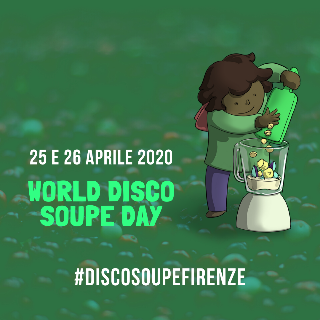 World Disco Soupe Day 2020